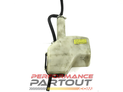 Radiator coolant over flow catch can 1G DSM 90