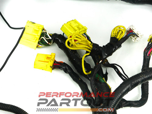 Engine wiring harness 90 Turbo Manual DSM Modified