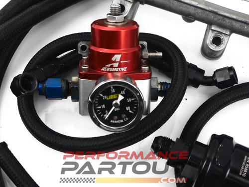 Fuel system - Aeromotive Fuelab 1G DSM