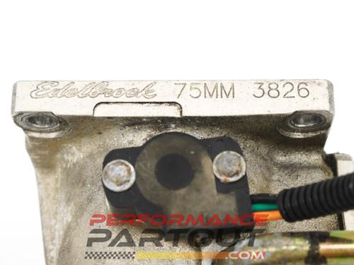 Edelbrock 75mm Throttle Body #3826