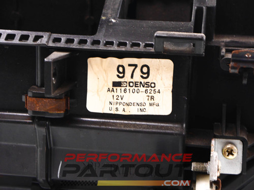 Heater Core 2G DSM 98-99