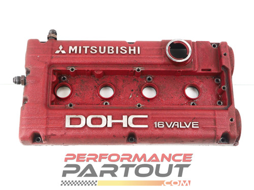 Mitsubishi Star Valve cover & oil catch can set
