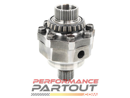 Center Differential W4A33 Automatic AWD DSM