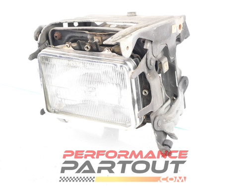 Headlight Pop up  assembly 90-91 1G DSM Pass Right