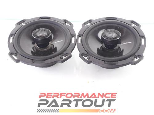 """Rockford Fosgate Power T165 6.5"""" speaker set"""