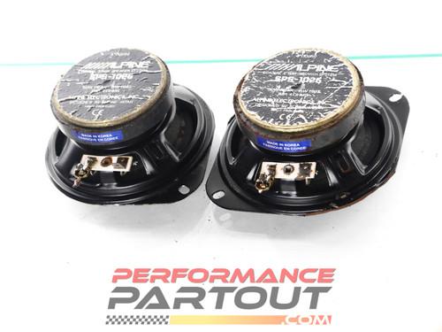 Alpine SPS-1026 Speaker set