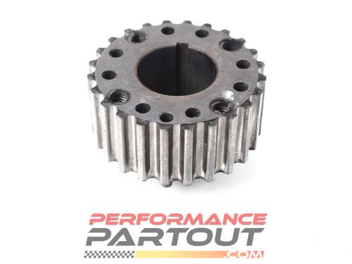 Timing Belt  Crankshaft Pulley 6 Bolt  4G63
