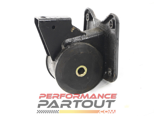 Transmission Mount 1G Auto with poly insert