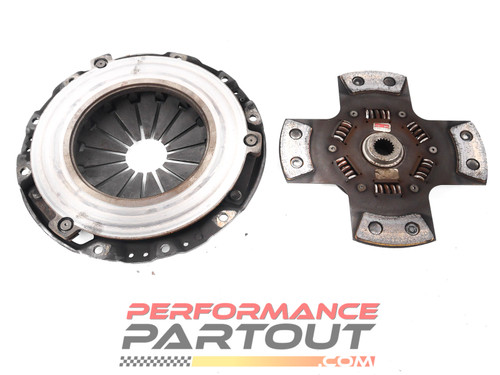 Competition Clutch sprung 4 puck kit