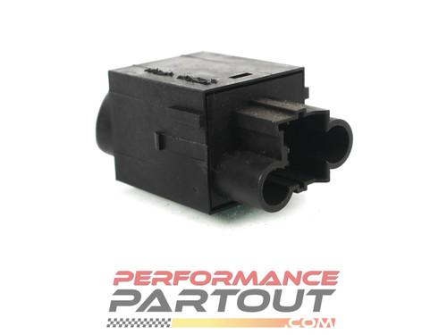 Defrost switch 2G DSM Black