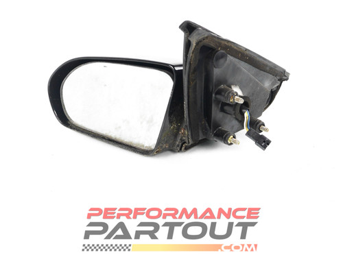 Power mirror 1G DSM Left Black