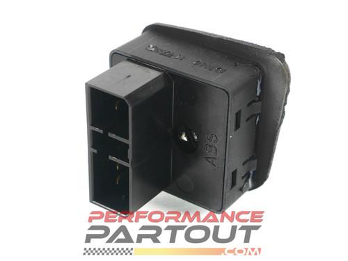 Power mirror switch 2G Black