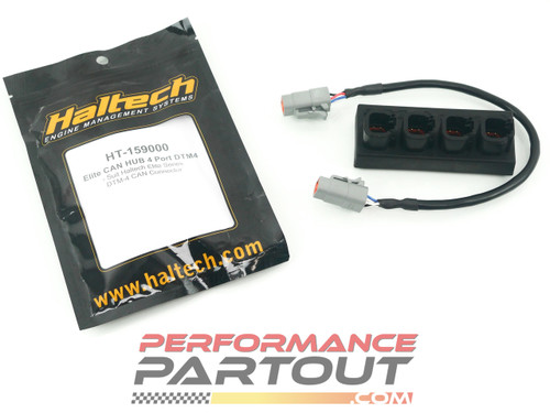 USED CAN BUS 4 port hub Haltech off PRTOUT Racecar