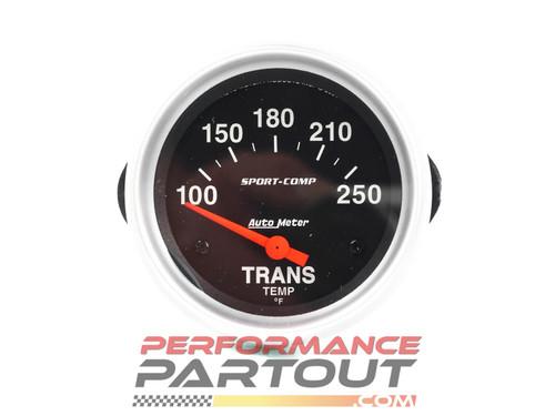 Autometer Elec Trans Temp gauge Sport Comp 2 5/8 NEW