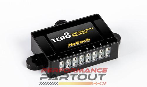 EGT TCA-8 CAN BUS  Haltech USED PRTOUT