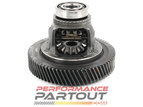 Front Differential W4A33 Auto 1G AWD