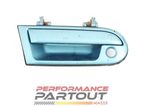 Door exterior handle 1G DSM Passenger Teal