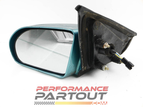 Power mirror 1G DSM Left Teal