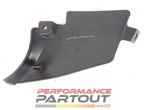 Kick panel Plastic cover 2G DSM Right Black MR708088