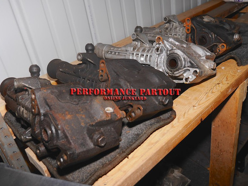 Transfercase 23spline 1g 2g manual 91-96