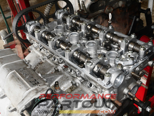 complete 6bolt 4G63 turbo engine