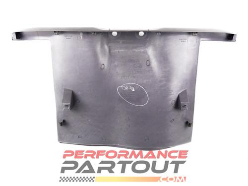 Hatch plastic trim center 2G Grey MB917171