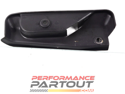 hatch release lever plastic  2G DSM Grey