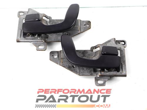 door latch handle interior set 2G DSM Grey
