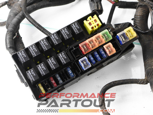 Chassis wiring harness - engine bay 2G DSM with ABS