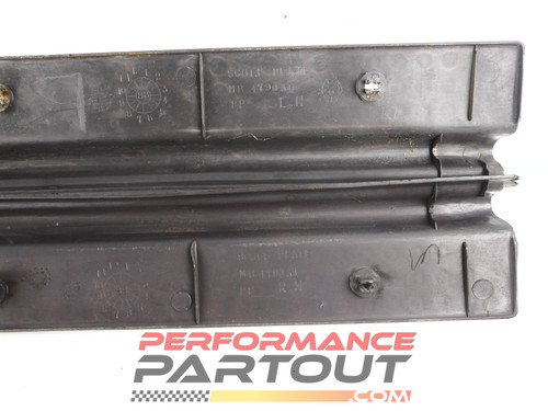 Door sill cover 1G Eagle Talon