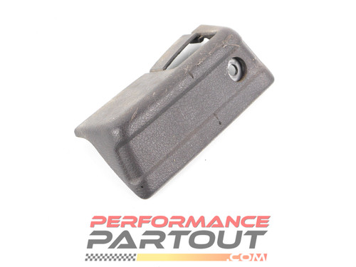 Hatch and fuel door release lever cover 1G DSM