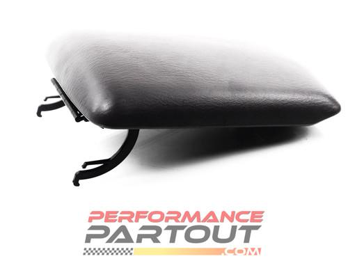center console leather armrest 2G DSM Grey