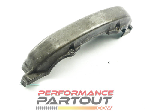 Timing belt upper cover 1G DSM Silver