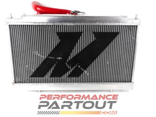 NEW Mishimoto 2G radiator & dual fan shroud kit