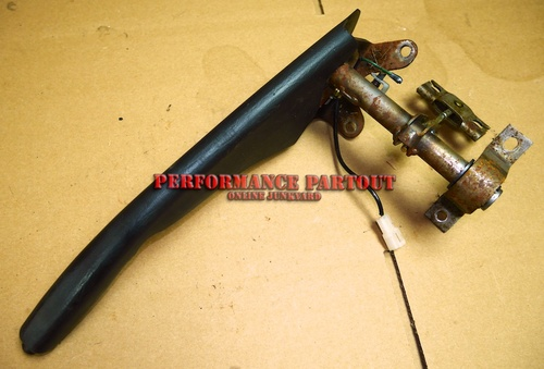 Emergency brake handle assembly 2G DSM