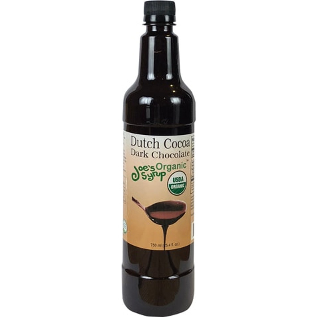 USDA Organic Dutch Chocolate Sauce