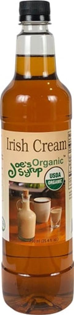 USDA Organic IRISH CREAM