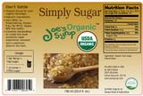 USDA Organic SIMPLY SUGAR