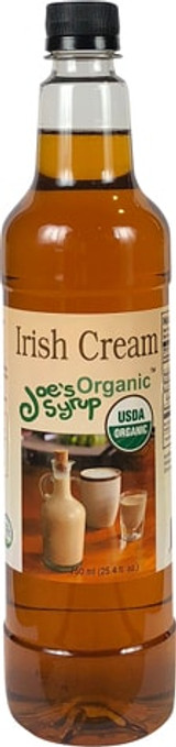 USDA Organic IRISH CREAM