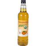 Natural Amaretto Flavored Syrup