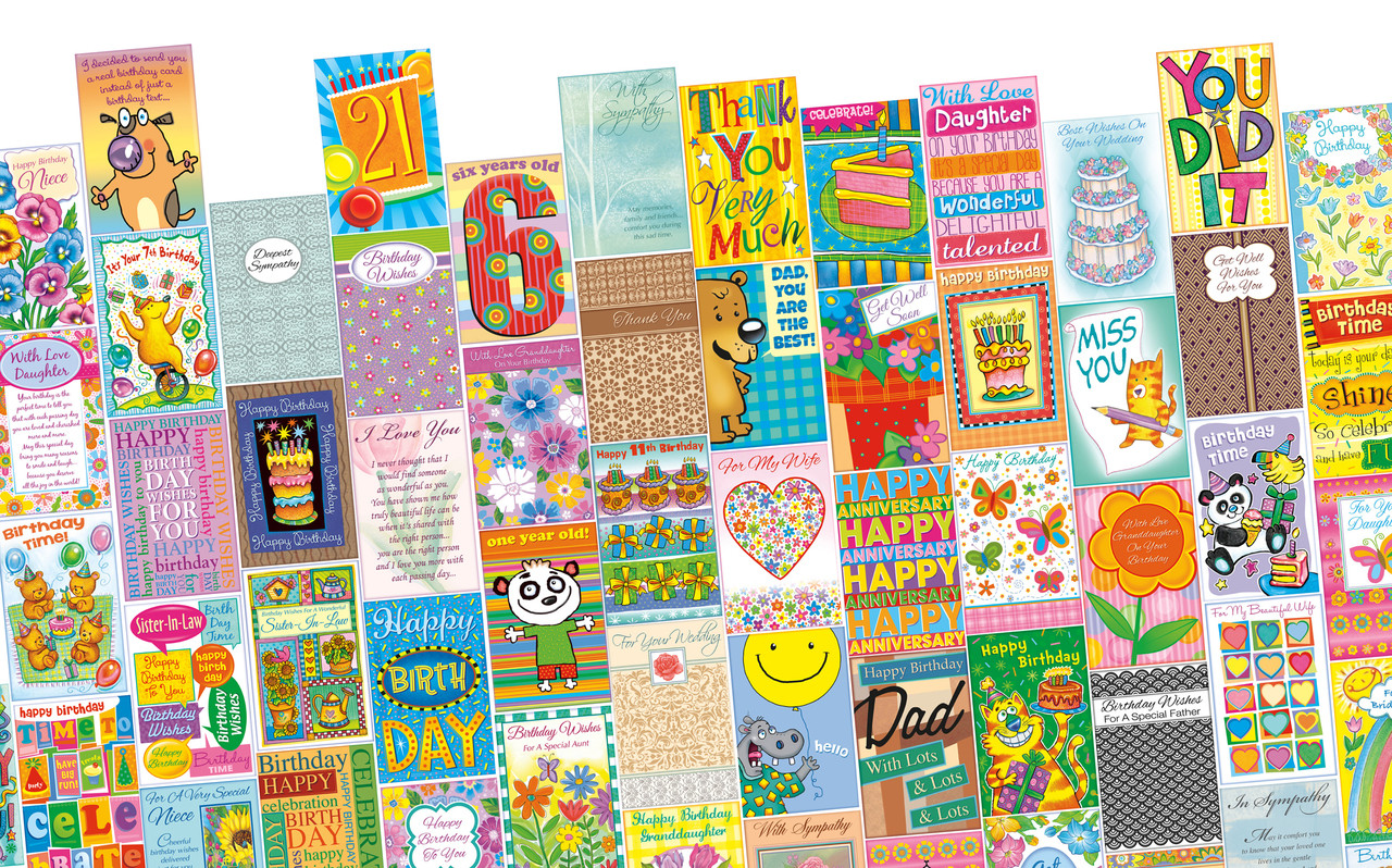 Wholesale Greeting Cards Custom Printed In The USA