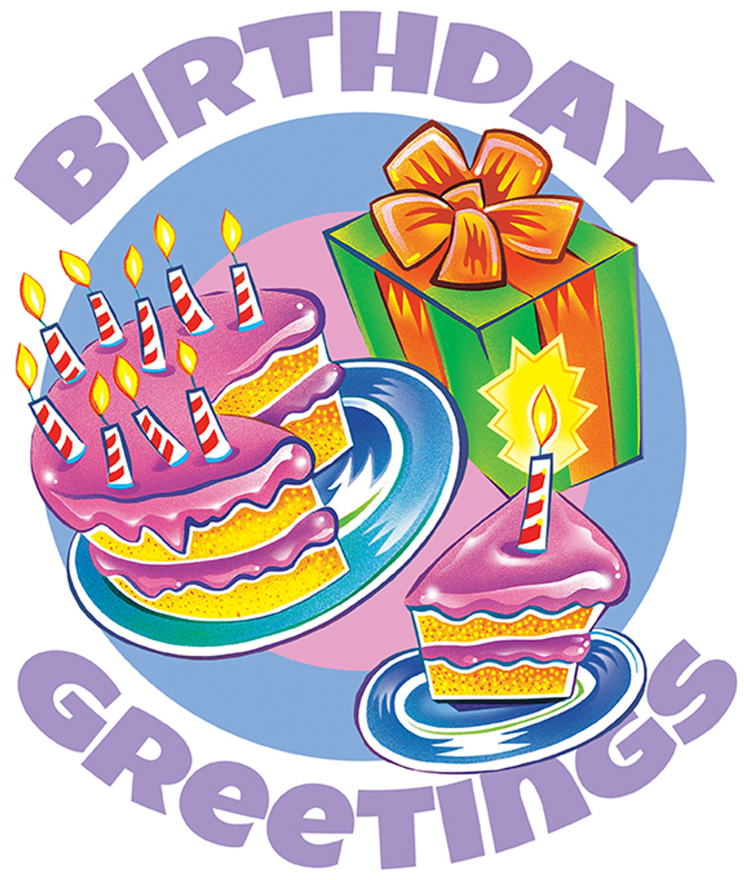 01DEAL 50 Birthday General Designs 6 Cards Per Design 300 Cards