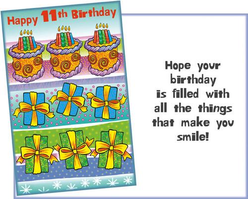 Cousin Birthday Card  Printed in Australia #2