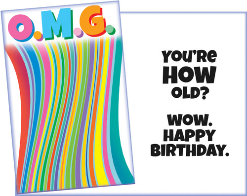 Birthday Humor Greeting Cards Funny