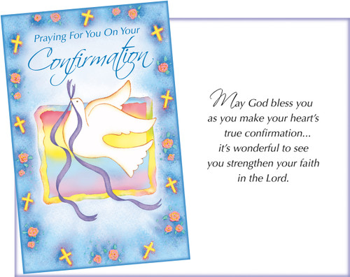 Confirmation Greeting Cards Communion Wholesale