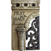 Pray for the Peace of Jerusalem Plaque