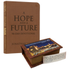 Promise Box with Hope and Future Devotional Package (2212)