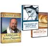 A Rabbi Looks, 10 Biggest Lies, and Tasting the Bread CD (2285)