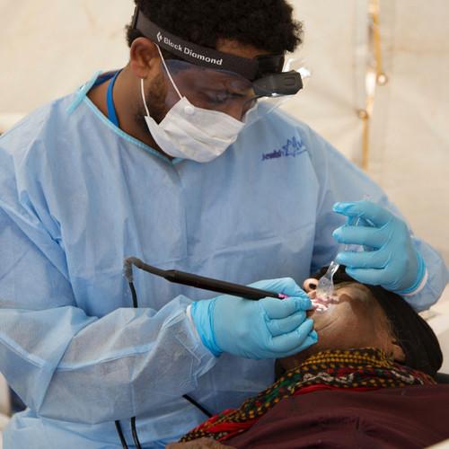 Dental care in Africa