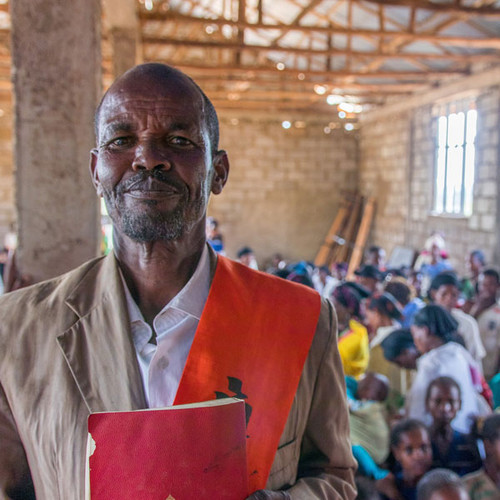 Share God's Word in Africa